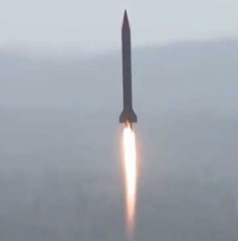 Pakistan conducts successful training launch of Ghauri missile system