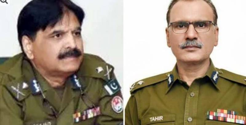 Punjab IGP transfer case: Establishment Division asks ECP to withdraw its order