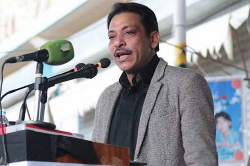 Faisal Raza Abidi handed over to police on two-day physical remand