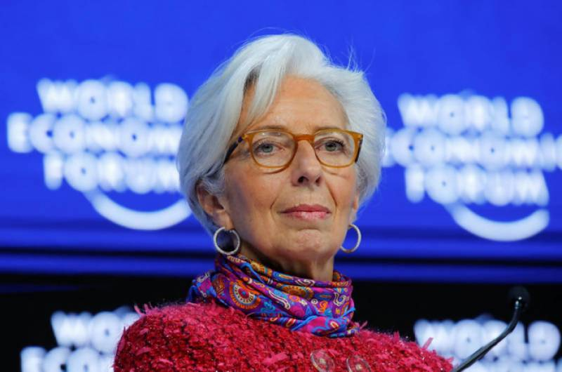 Pakistan formally requests for IMF's financial assistance: Lagarde
