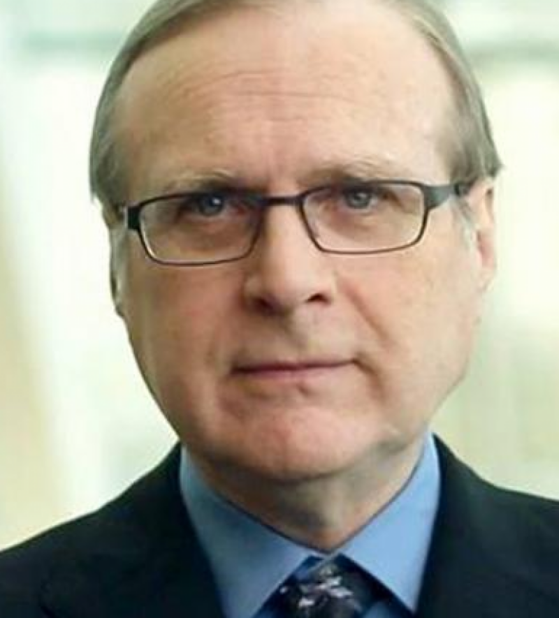 Microsoft co-founder, investor Paul Allen dies at 65