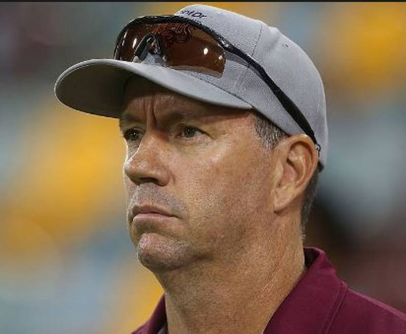 West Indies coach Stuart Law banned for ODIs