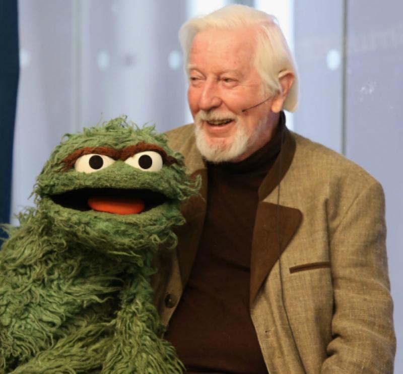 Original Big Bird puppeteer Caroll Spinney is leaving Sesame Street