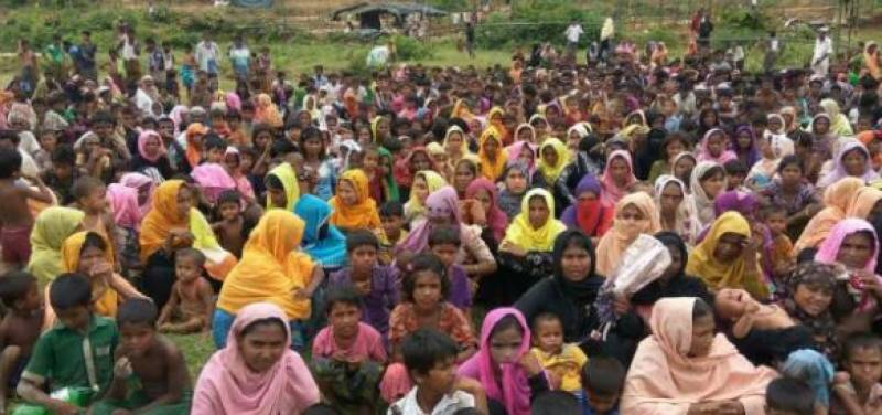 Rohingya girls living in Bangladesh being sold into forced labour: UN
