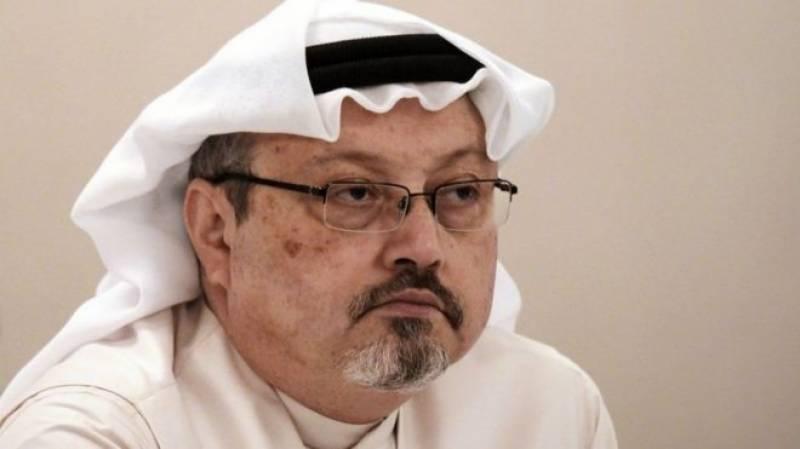 Video: Jamal Khashoggi's fiancee writes him a parting message