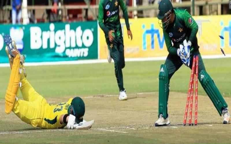 Pakistan beat Australia by 66 runs in first T20 match