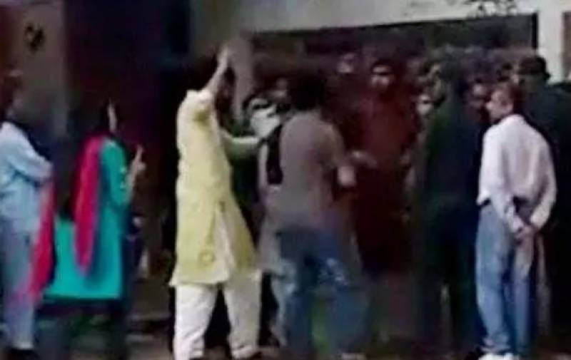 Video: PU VC suspends students who thrashed man for sitting with wife in varsity