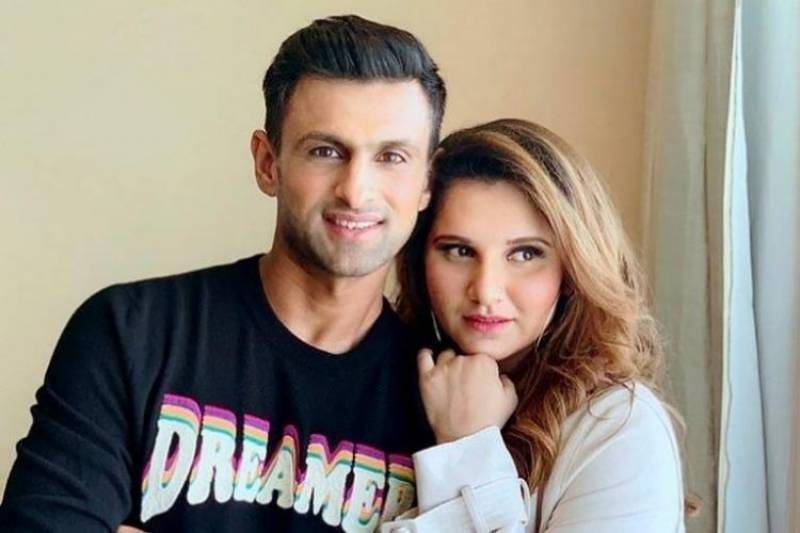Shoaib Malik, Sania Mirza welcome their first child
