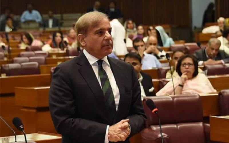 PM Imran should prove NRO allegations, challenges Shehbaz