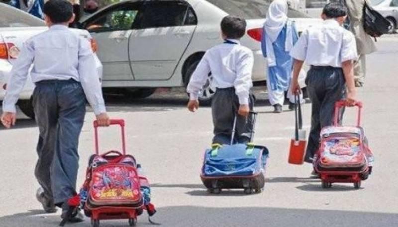 Schools to remain closed till Nov 3 amid blasphemy protests
