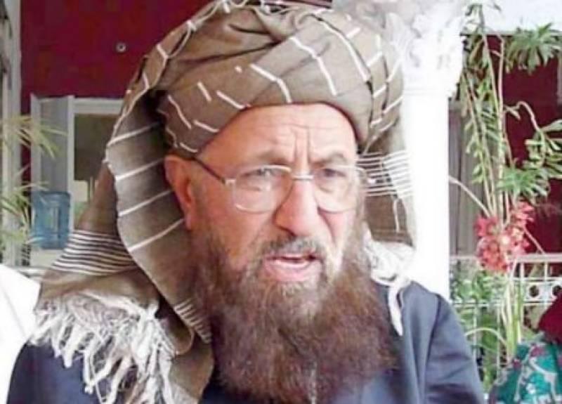 Maulana Samiul-Haq stabbed to death at Rawalpindi residence