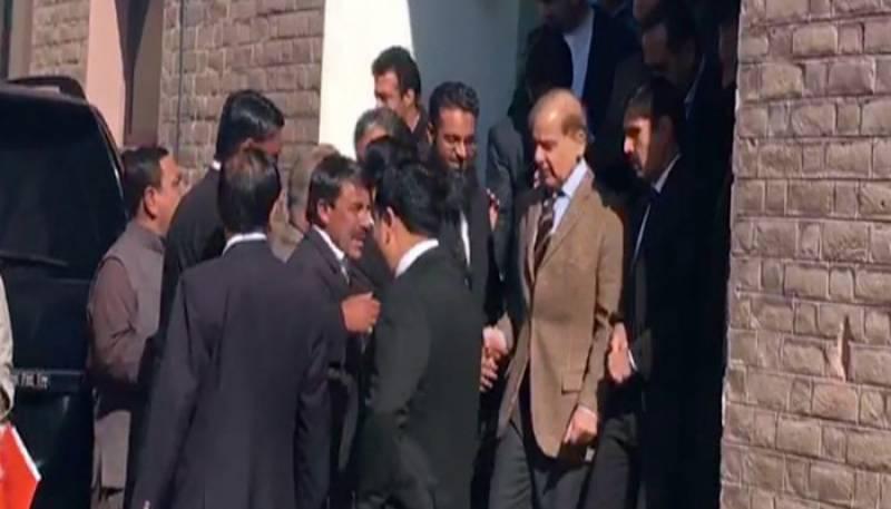 Accountability court extends Shehbaz Sharif's transit remand till Nov 10