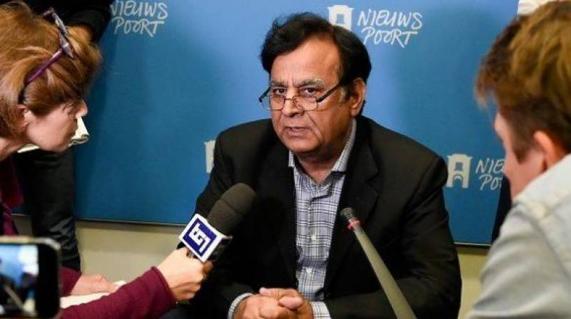 Asia Bibi's lawyer says EU, UN made him leave Pakistan against his wishes