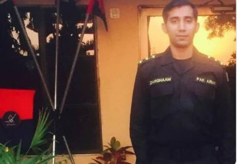 Army captain martyred, soldier injured in Mohmand IED explosion