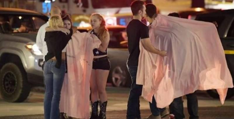 Gunman among 13 dead in shooting at California bar
