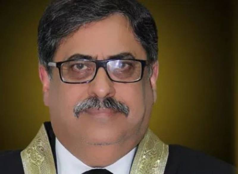 Justice Athar Minallah appointed as IHC chief justice