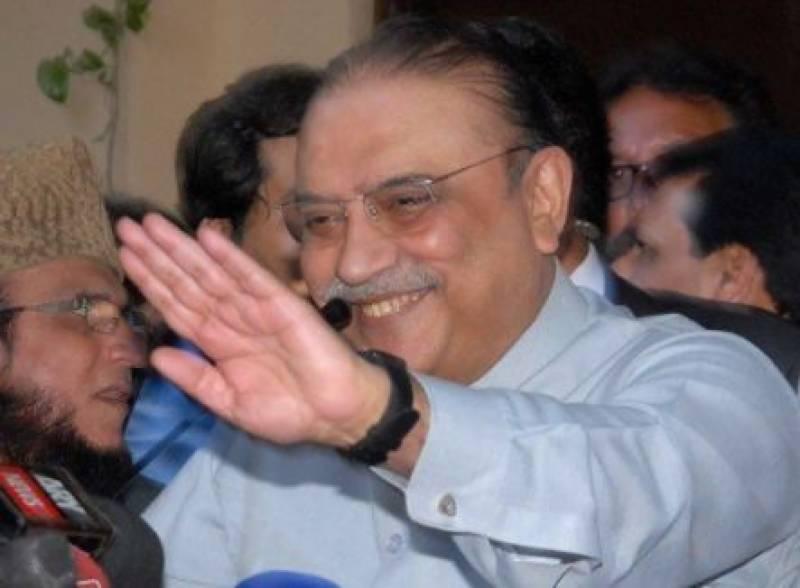 NRO was given to 'clerics' who used derogatory language: Zardari