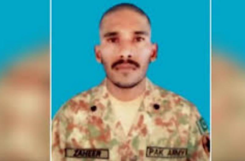 Soldier martyred in unprovoked Indian firing along LoC: ISPR