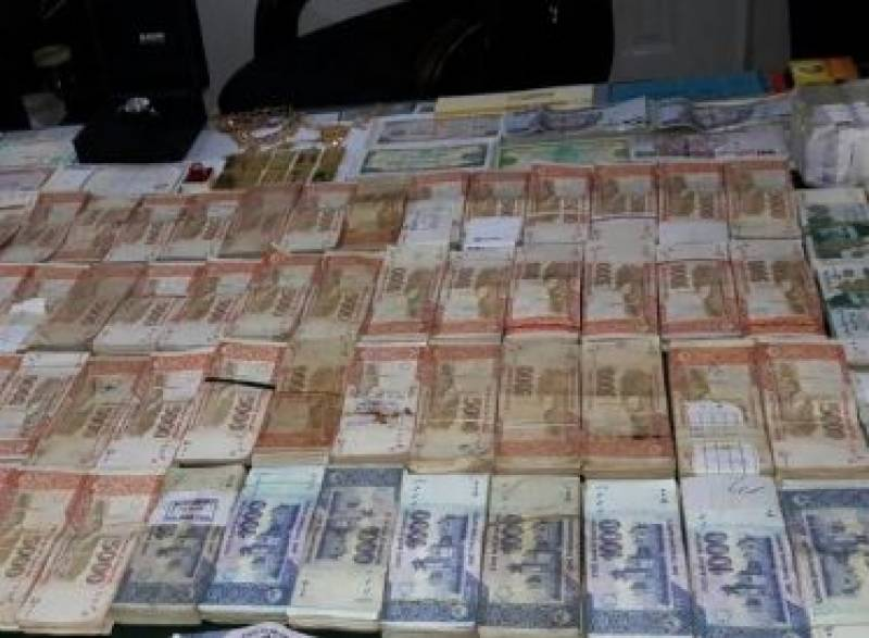 NAB recovers Rs 330 million from house of former grade-16 officer in Lahore