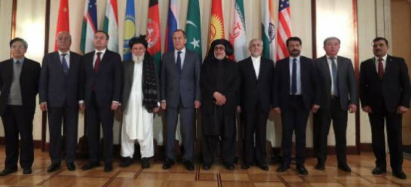 Pakistan, Afghan leaders, Taliban attend peace talks in Moscow