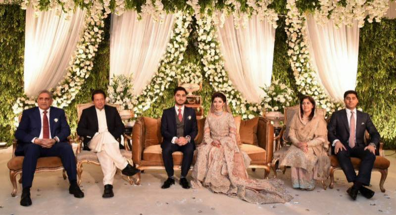 President, PM attend Army chief Bajwa's sons valima reception