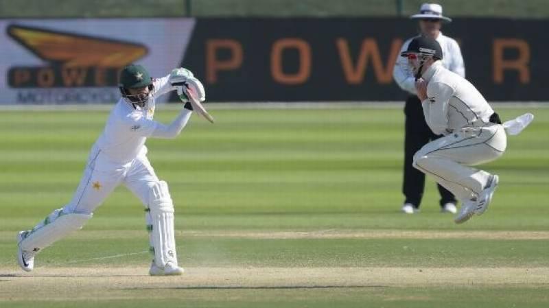 First Test: New Zealand beat Pakistan by four runs