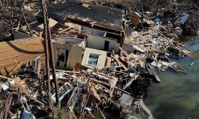 Humanity faces simultaneous climate disasters: study
