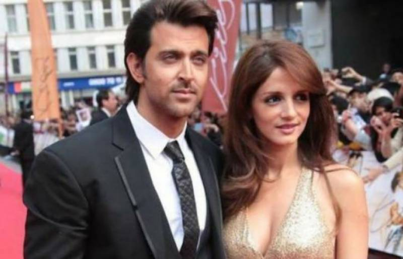 'It's possible to be united even if you have different ideas,' Hrithik's emotional post for ex-wife
