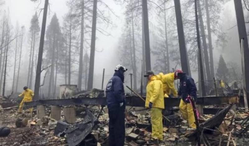 California's deadliest wildfire finally tamed: authorities