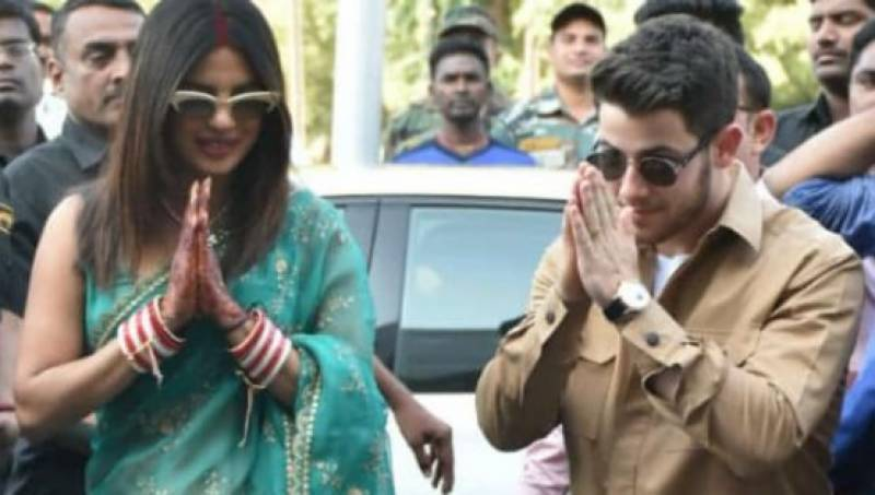 Inside video & pics of Priyanka and Nick's marriage