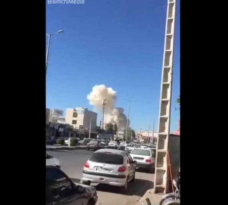 Car bomb explosion kills at least three in Iran