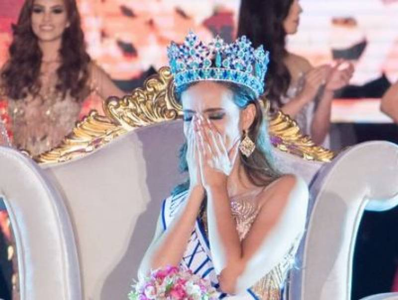 Miss World 2018 in Pics: India's Manushi Chhillar crowns Mexico's Vanessa Ponce De Leon