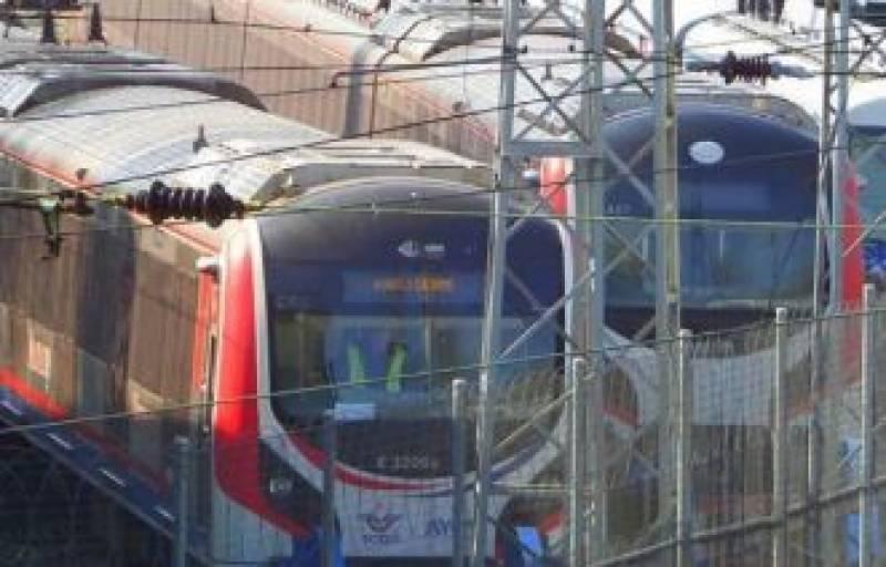 At least 4 killed, 43 injured in Turkish train crash