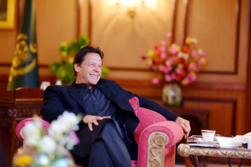 Pakistan has helped in US-Taliban talks to further peace process: PM Imran