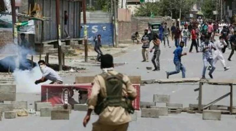 India imposes President's rule in Occupied Kashmir