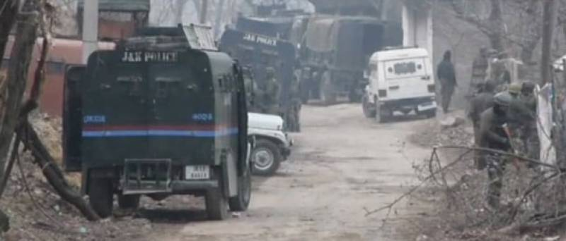 Indian troops martyr six more youth in IOK