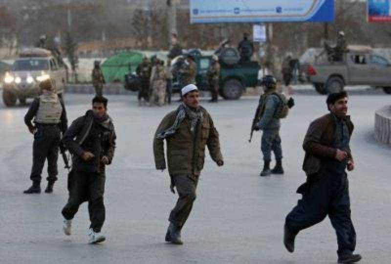 43 killed in Kabul govt compound attack