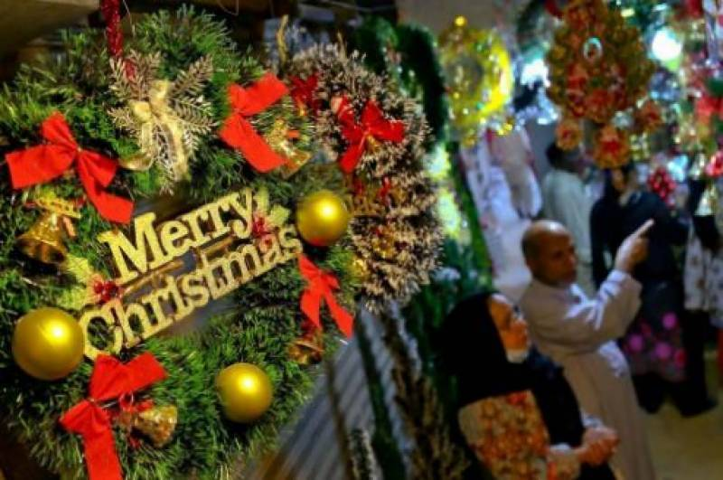 Christmas celebrated across Pakistan and around the world