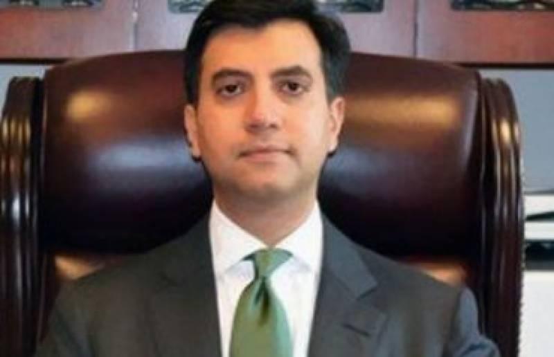 Pakistan's envoy to US Ali Jahangir Siddiqui resigns
