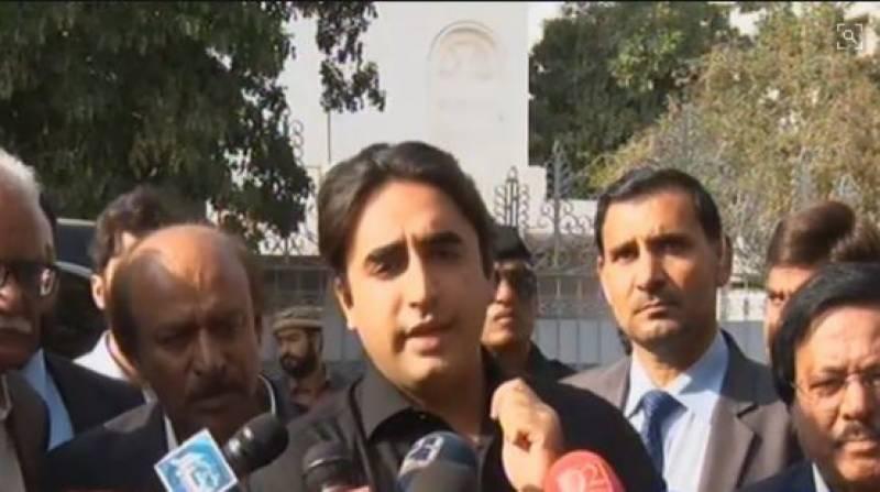 If Zardari allows, will topple PTI govt in a week: Bilawal