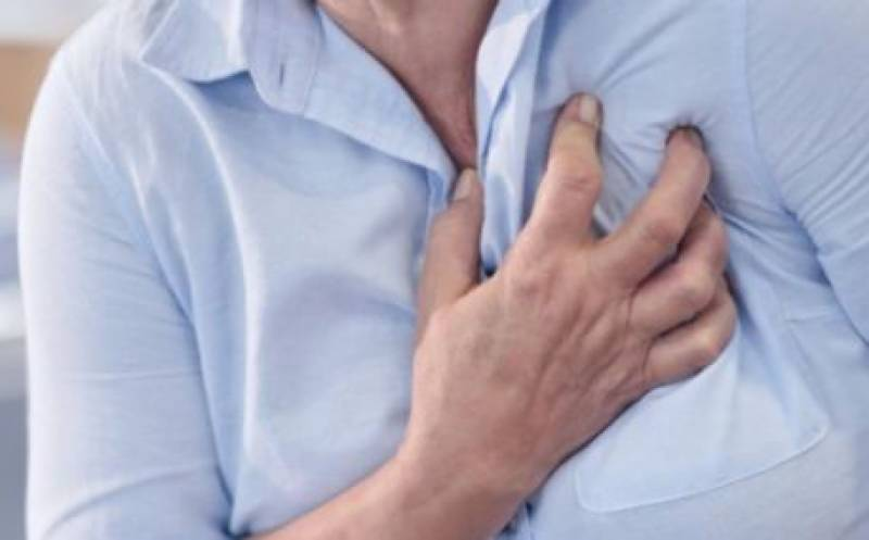 Slim but sedentary may face same heart risks as overweight: study