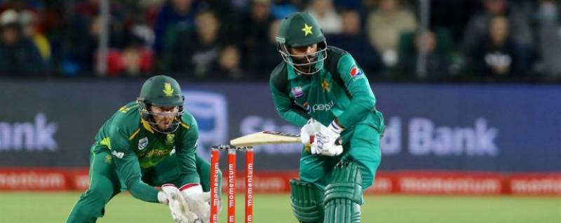 2nd ODI: Pakistan set 204-run target for South Africa