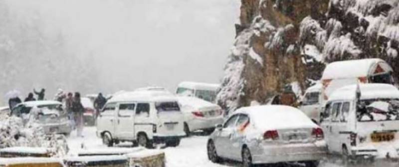 Army, PAF rescue tourists stranded in Nathia Gali: ISPR DG