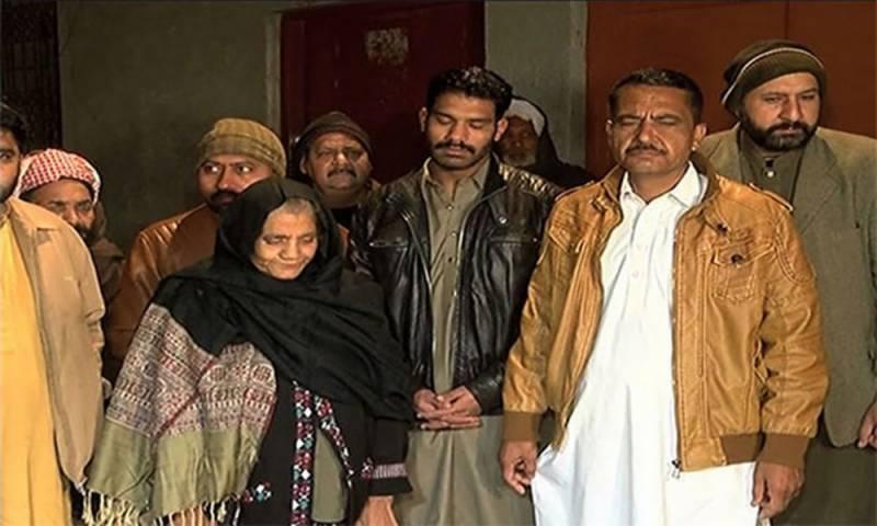 Zeeshan's family leaves for Islamabad to meet President Alvi
