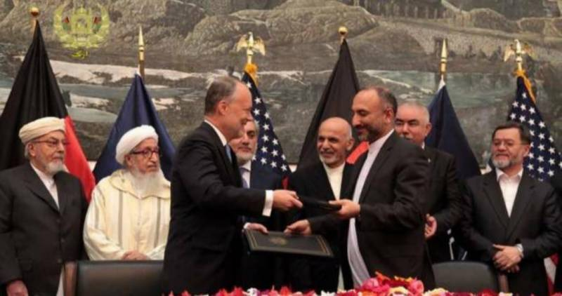 US, Taliban publicly admit 'progress on vital issues' in talks
