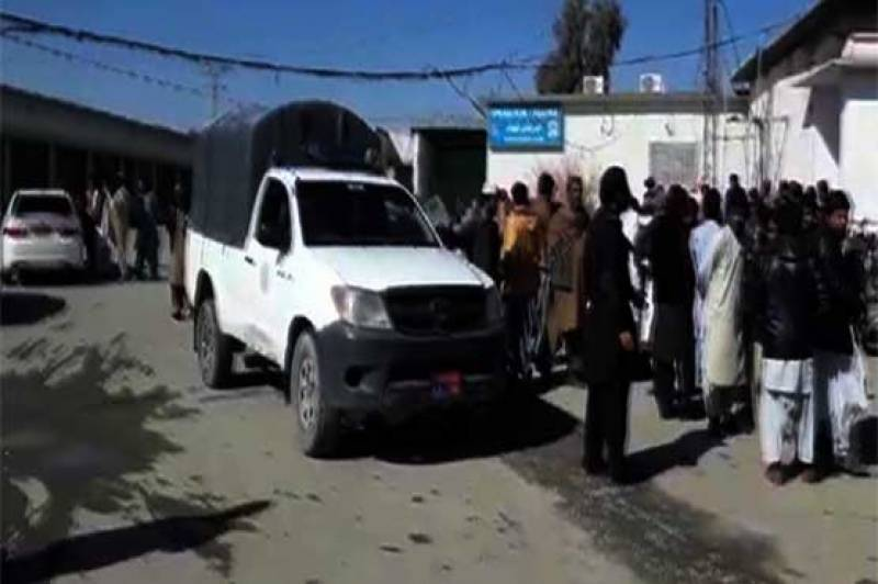 9 policemen among 10 martyred in gun-and-explosive attack on DIG Loralai office
