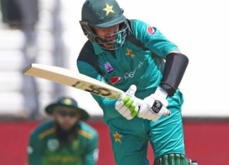 Pakistan set 241-run target for South Africa in decisive ODI
