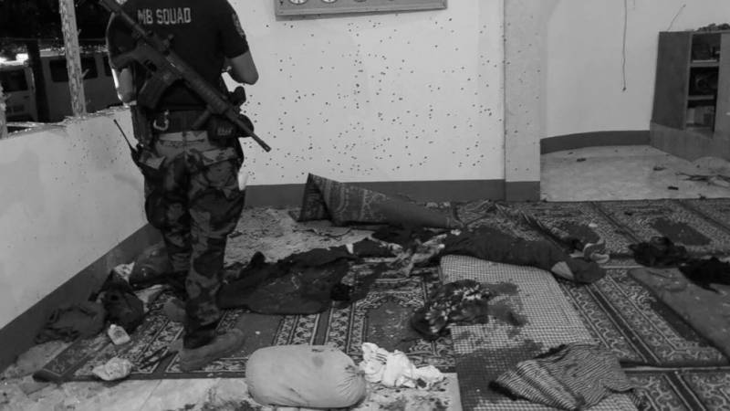 Two dead, four injured in grenade attack on Philippine mosque