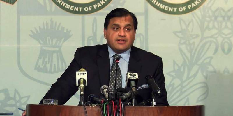India should refrain from dragging Pakistan into its domestic politics: FO