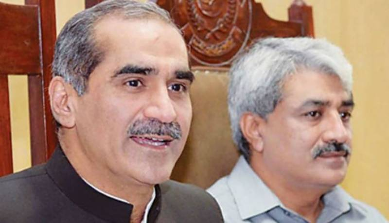 Khawaja Saad Rafique, Salman Rafique sent to jail on 14-day judicial remand